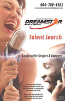 searching for talent