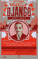 4th Annual West Coast Django & Jazz