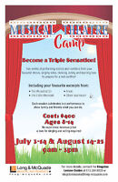 Summer Camps - Music and Theatre