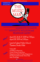 The Highland Players presents The Music Man