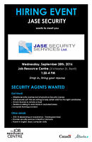 Hiring Event - Jase Security