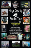 Kings County Studio Tour 2016