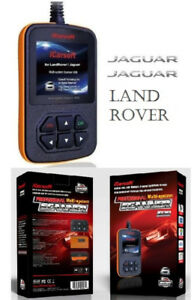 Land Rover Jaguar iCarsoft i930 Diagnostic Fault Code Reader