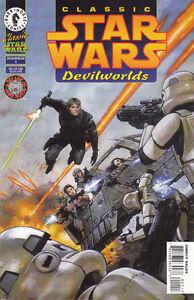 Classic Star Wars - Devilworlds(Mini Series) Edmonton Edmonton Area image 1