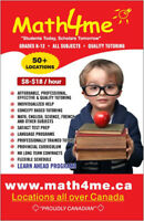 Math4me Tutoring All subjects in Tsawwassen and Ladner