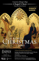 A King's Christmas 2016 - 4:00 pm show