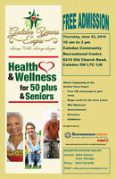 FREE EVENT FOR SENIORS!!! GOLDEN YEARS EXPO!!!