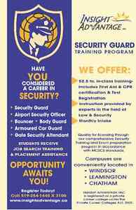Security Guard Training Windsor Region Ontario image 1