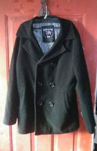 Mens Aeropostle winter coat.                Size M. Like new