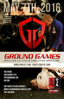Ground Games Submission Grappling