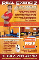 In home Personal Fitness Trainer