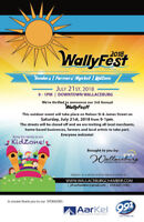 Looking for WallyFest Vendors