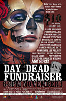 Day of the Dead Kiln FUNDRAISER