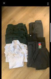 Girls school uniform bundle age 8 - 9 yrs