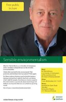 Sensible Environmentalism