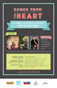 Songs From The Heart: An Evening of Gospel Music Belleville Belleville Area image 1
