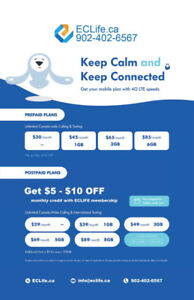 NOW! Phone plans on Promotion - Limited time only