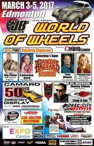EDMONTON World of Wheels