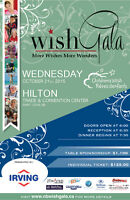Children's Wish Gala October 21st 2015