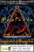 The Ultimate Tribute to Def Leppard (CONCERT)