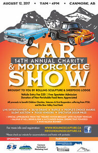 Canmore Car Show, 14th Annual