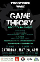 GAME THEORY BBOY TOURNAMENT at FOODTRUCK WARS!