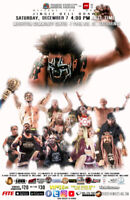 Crossfire Wrestling Presents Jingle Bell Brawl VIII