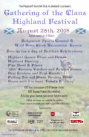 Gathering of the Clans(highland festival) August 25th
