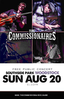 Jacob Moon + The Commissionaires