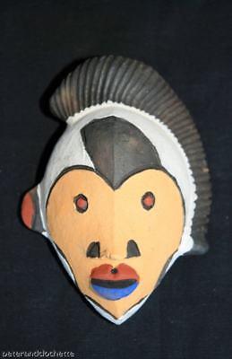 Mask Mask Passport Terra Cotta Art African 33