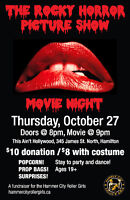 Rocky Horror Picture Show INTERACTIVE Showing!