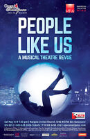People Like Us: a Musical Theatre Revue for Charity