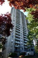 AVAILABLE NOW - ENGLISH BAY - Bachelor suites starting at $1055