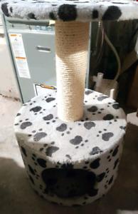 Cat lounge / scratch post