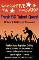 Fresh BC Talent Quest - SEASON 5