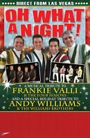 """""""OH WHAT A NIGHT!"""" CHRISTMAS SHOW IS COMING!"""