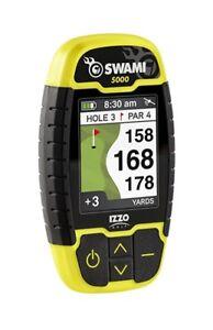 Izzo Golf Swami 5000 GPS Rangefinder