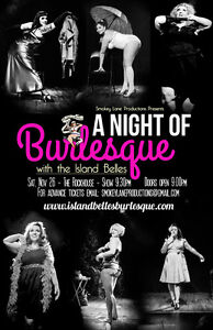 A Night of Burlesque with The Island Belles Burlesque St. John's Newfoundland image 1