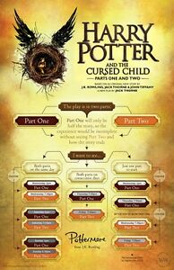 Harry Potter and the cursed child West Island Greater Montréal image 2
