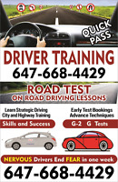 Driving Instructor Mississauga