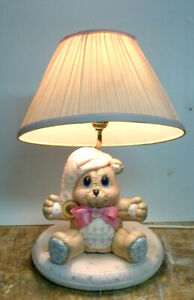 Teddy Bear Lamp - $5.00