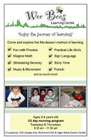 SUMMER MONTESSORI TEACHER ASSISTANT (CERTIFICATE)