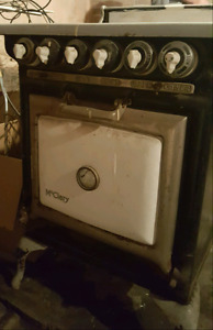 McClary Antique Electric Stove
