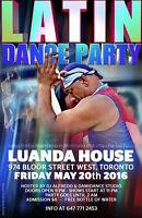 LATIN DANCE PARTY!