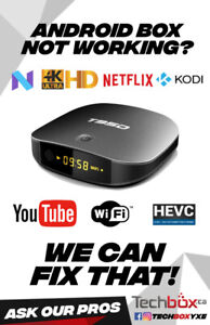 TV BOXES - BOXES FOR SALE & REPROGRAMMING - SAME DAY SERVICE