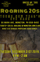 Roaring 20s New Years Eve Bash