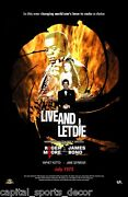 Live and Let Die Movie Poster