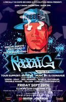 LSD Records Presents The Invasion Hip-Hop Show @Club NV