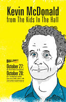 Improv Comedy Workshops with Kevin McDonald