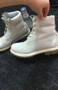 Timberland blanches